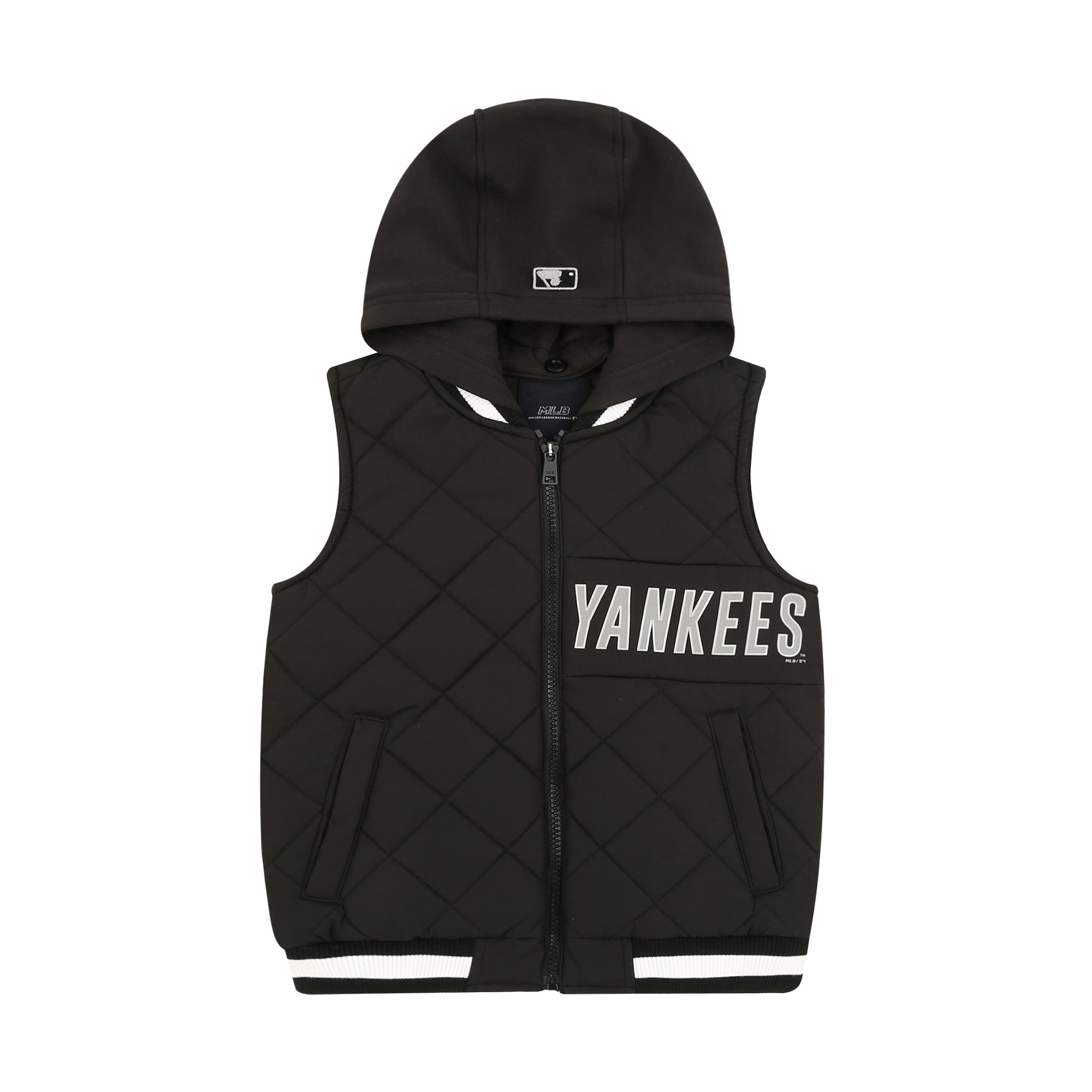 NEW YORK YANKEES UNISEX QUILTED PADDING VEST