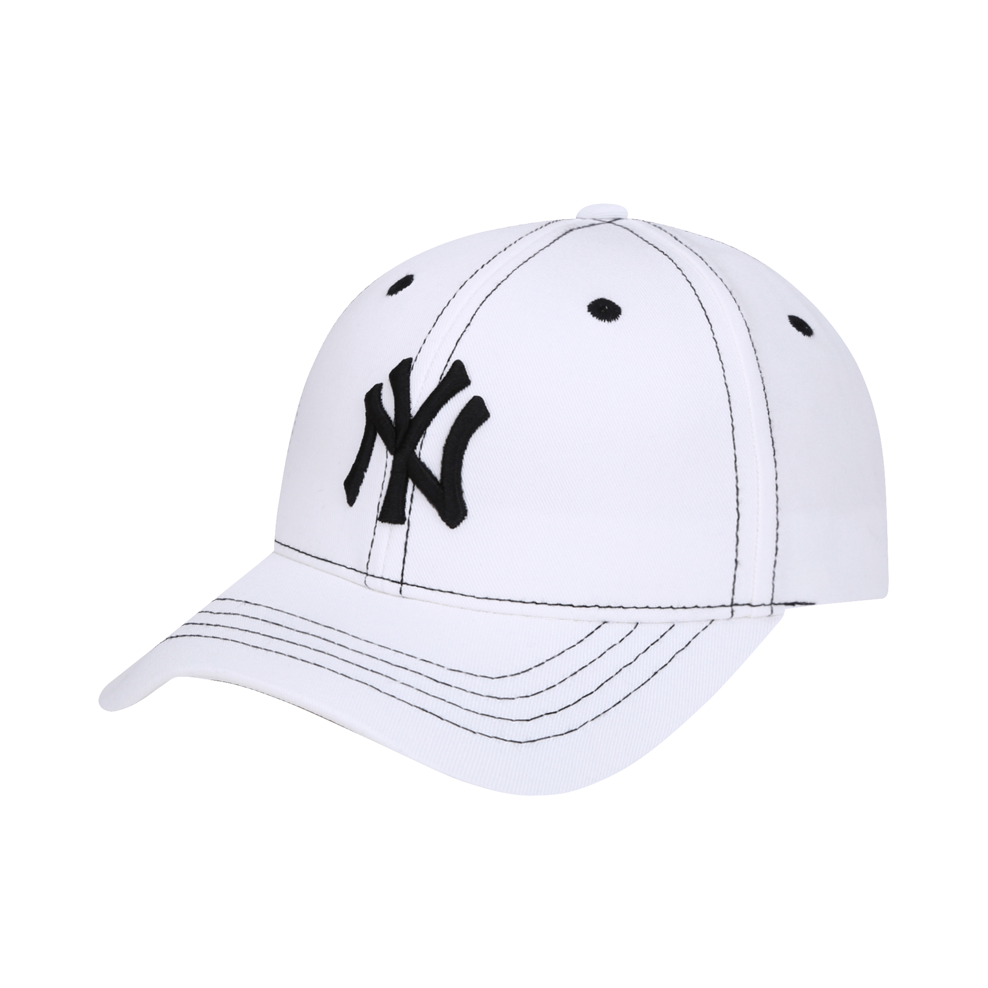NEW YORK YANKEES STITCH POINT BALL CAP