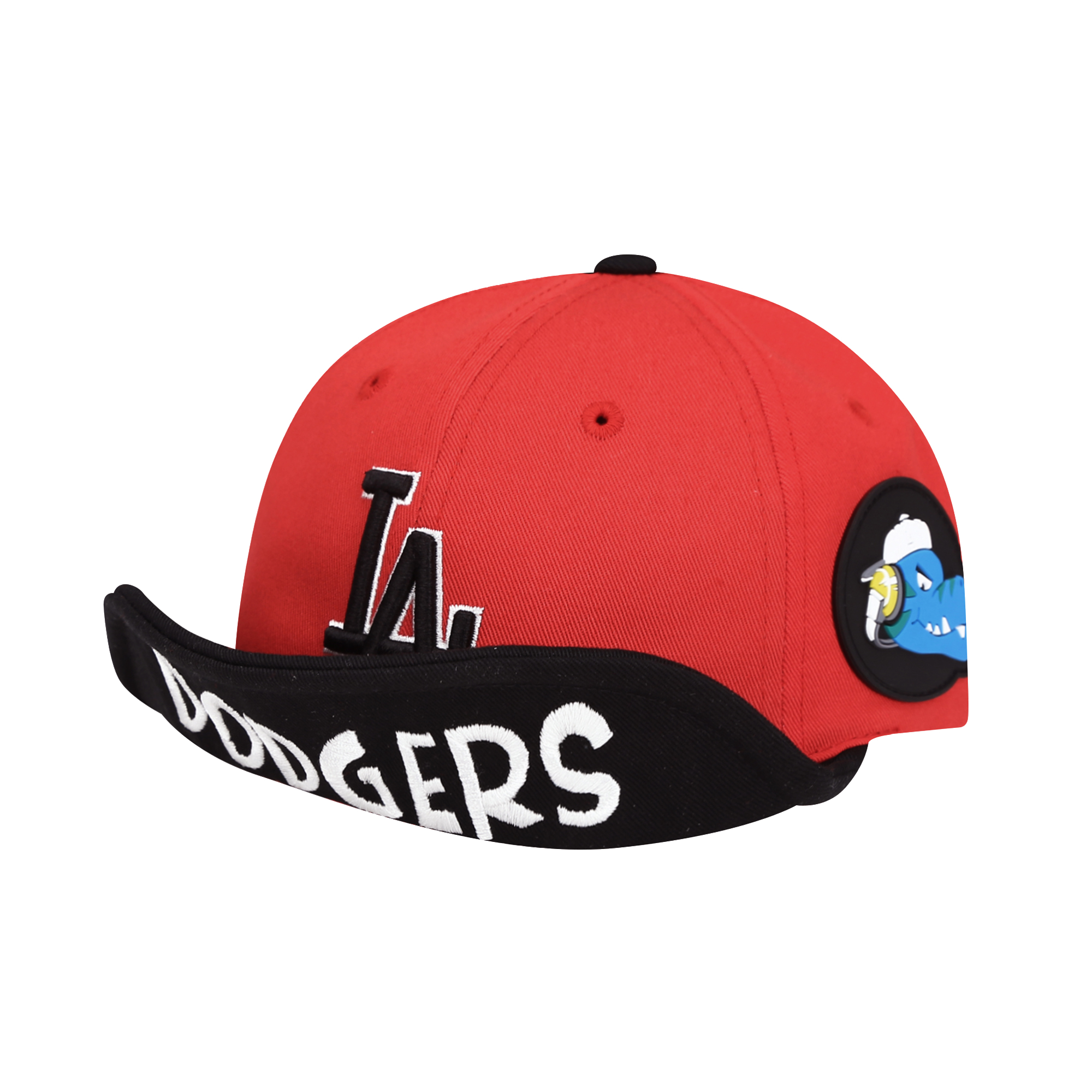 LA DODGERS DJING KINO WIRED CAP