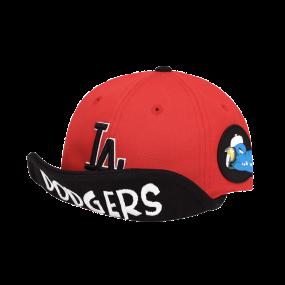 LA DODGERS DJING KINO WIRED CAP