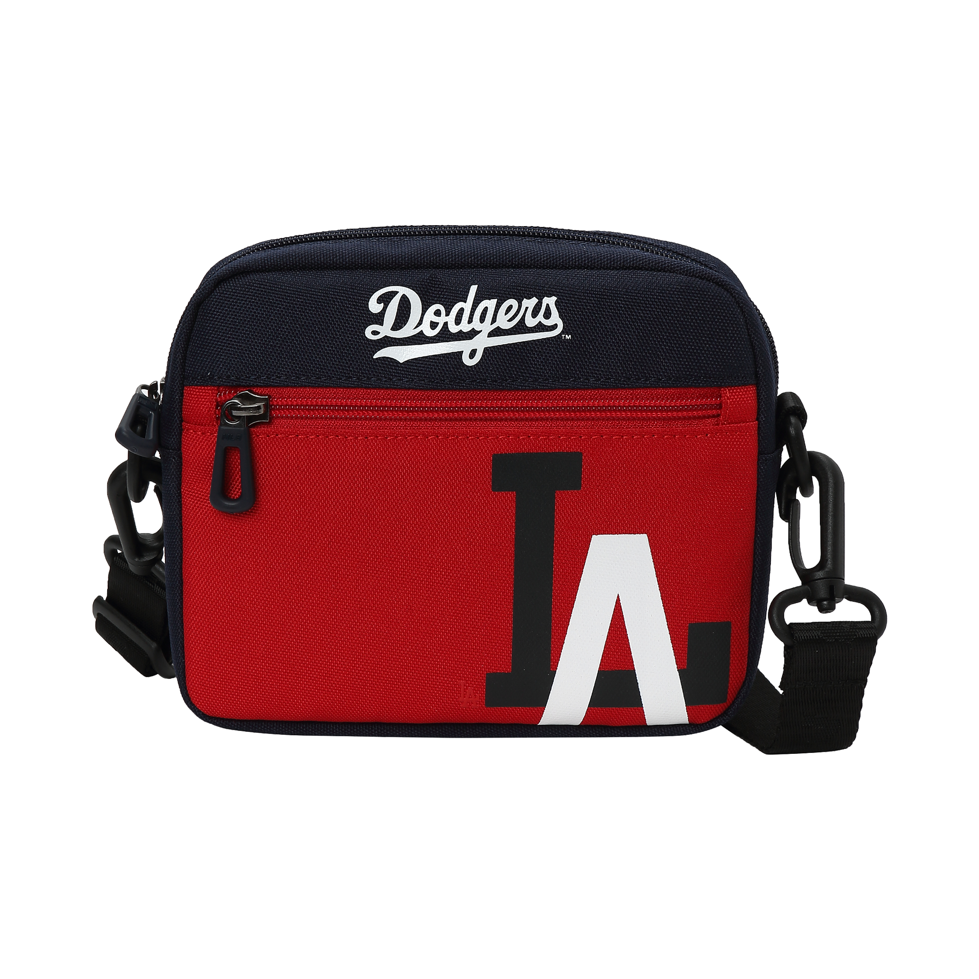 MLBKIDS SCHOOL BAG LA DODGERS MAJOR LOGO POINT MINI CROSS BAG