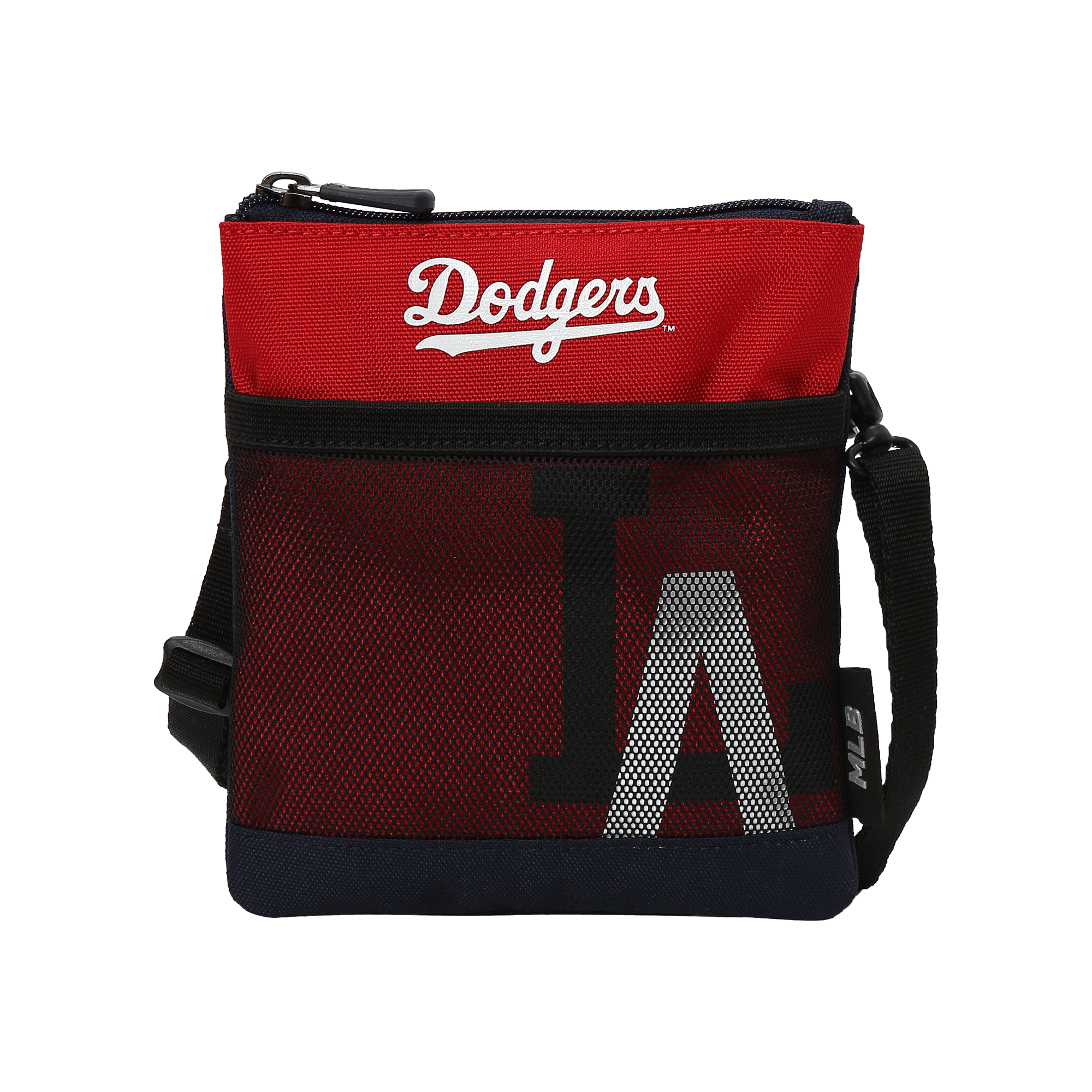 MLBKIDS SCHOOL BAG LA DODGERS MAJOR LOGO POINT MINI MESH BAG