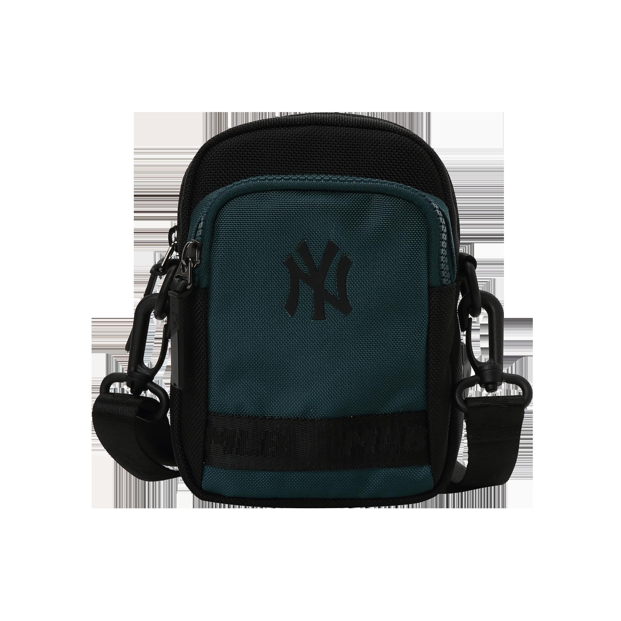 MLBKIDS SCHOOL BAG NEW YORK YANKEES MAX WEBBING DETAIL MINI CROSS BAG