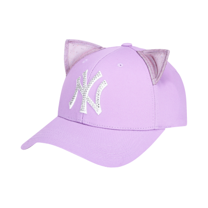 NEW YORK YANKEES TWINKLE LUX CAT CURVED CAP