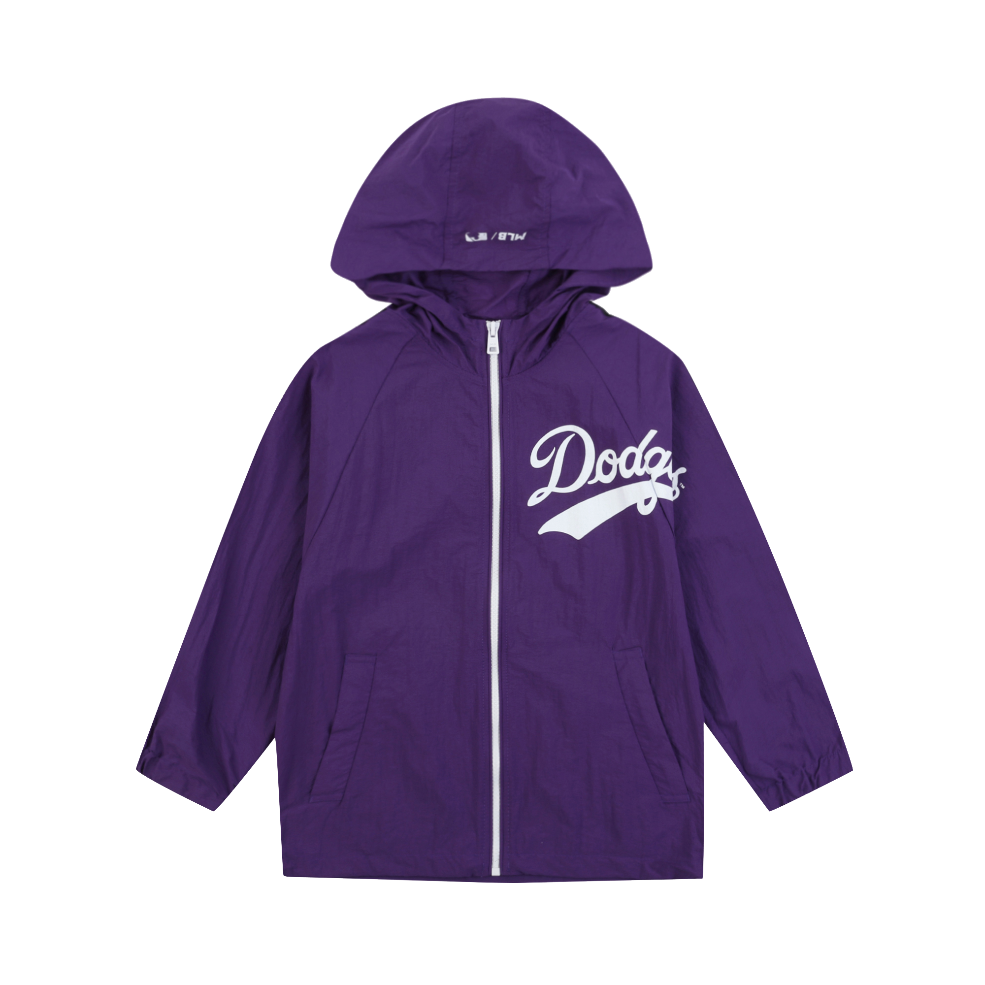 LA DODGERS CURVE BALL WINDBREAKER
