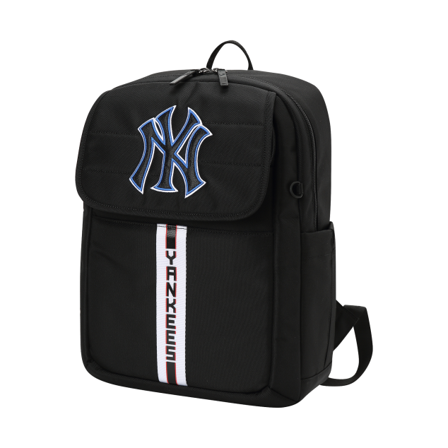 MLBKIDS SCHOOL BAG NEW YORK YANKEES STADIUM BIG LOGO TAPE DETAIL BACKPACK