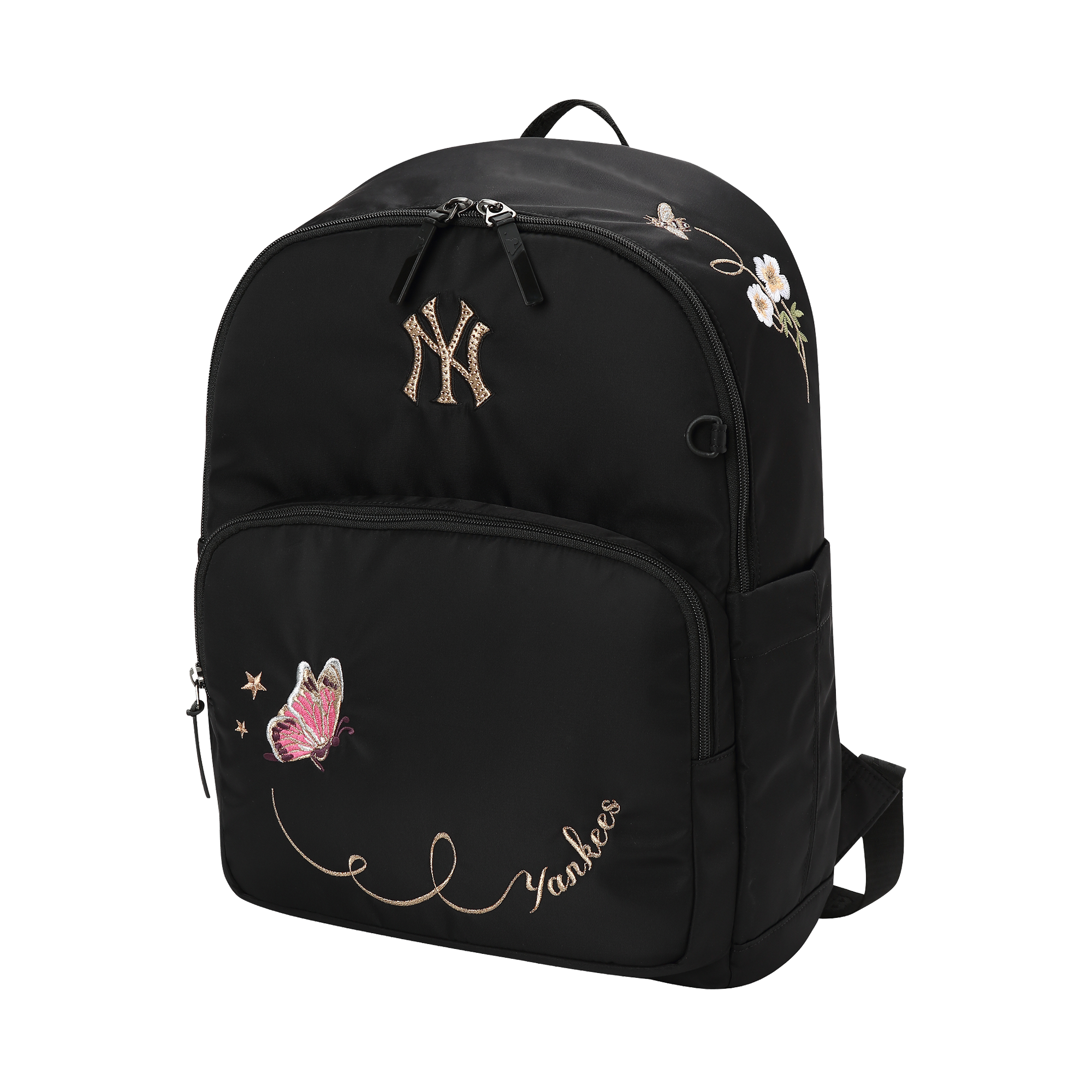 MLBKIDS SCHOOL BAG NEW YORK YANKEES GOLDBEE BUTTERFLY BACKPACK