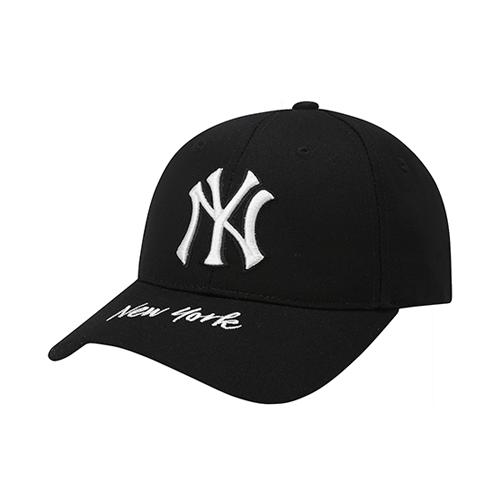 WORDING POINT NEW YORK YANKEES CURVE CAP