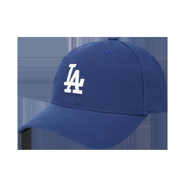 LA DODGERS LOGO CURVE CAP
