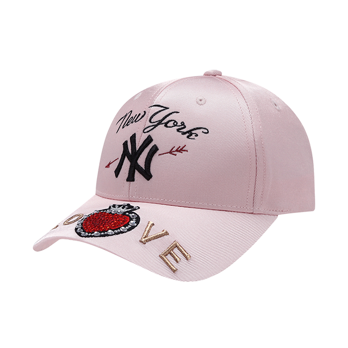 NEW YORK YANKEES LOVE CURVE CAP