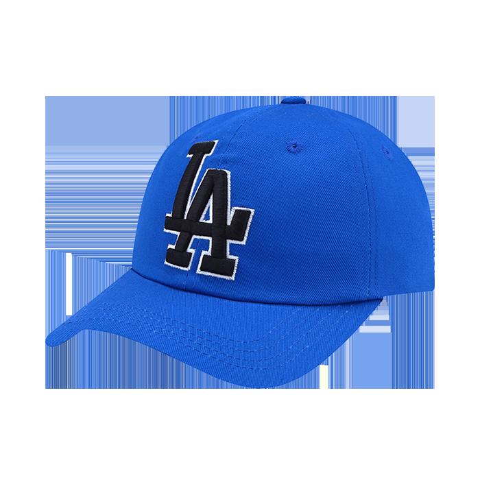 LA DODGERS MEGA LOGO CURVE CAP