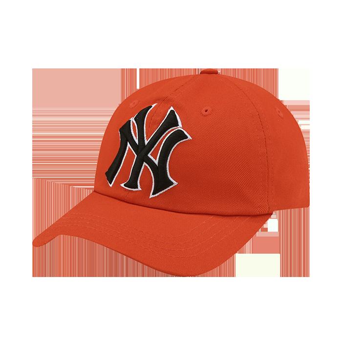 NEW YORK YANKEES MEGA LOGO CURVE CAP