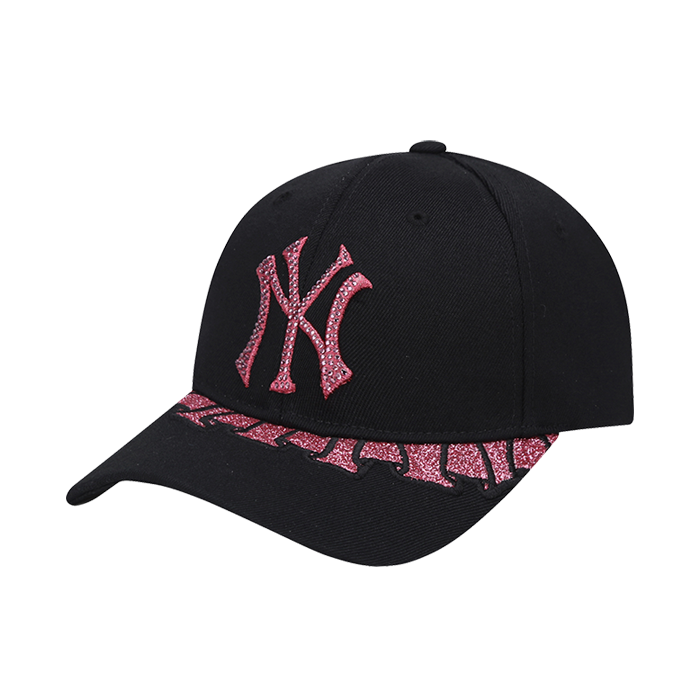 NEW YORK YANKEES FRILL CURVE CAP