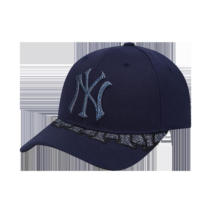 NEW YORK YANKEES FRILL CURVE CAP