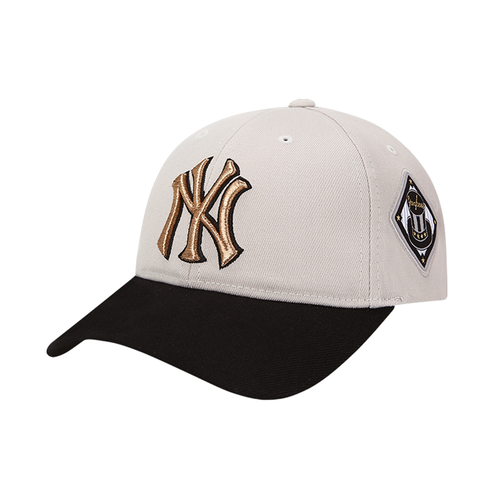 NEW YORK YANKEES ORIGINAL SIDE WAPPEN CURVE CAP