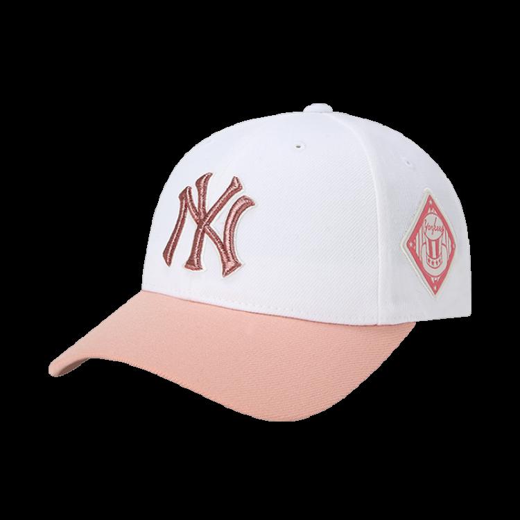 08611eb8223 ORIGINAL SIDEWAPPEN NEW YORK YANKEES CURVE CAP
