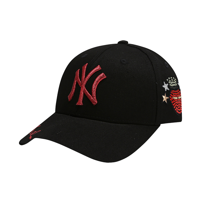 NEW YORK YANKEES BLOOMING POINT CURVE CAP