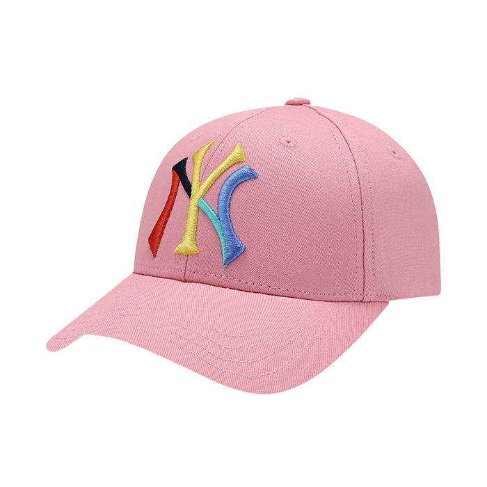 NEW YORK YANKEES RAINBOW CURVE CAP