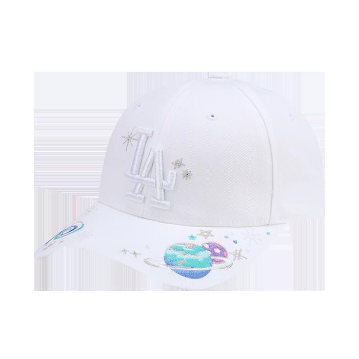 LA DODGERS GALAXY CURVE CAP
