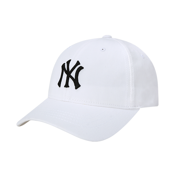 NEW YORK YANKEES LOGO CURVE CAP