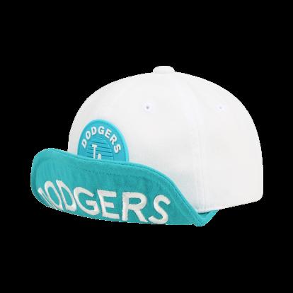 LA DODGERS NEOS NEON WAPPEN WIRED CAP