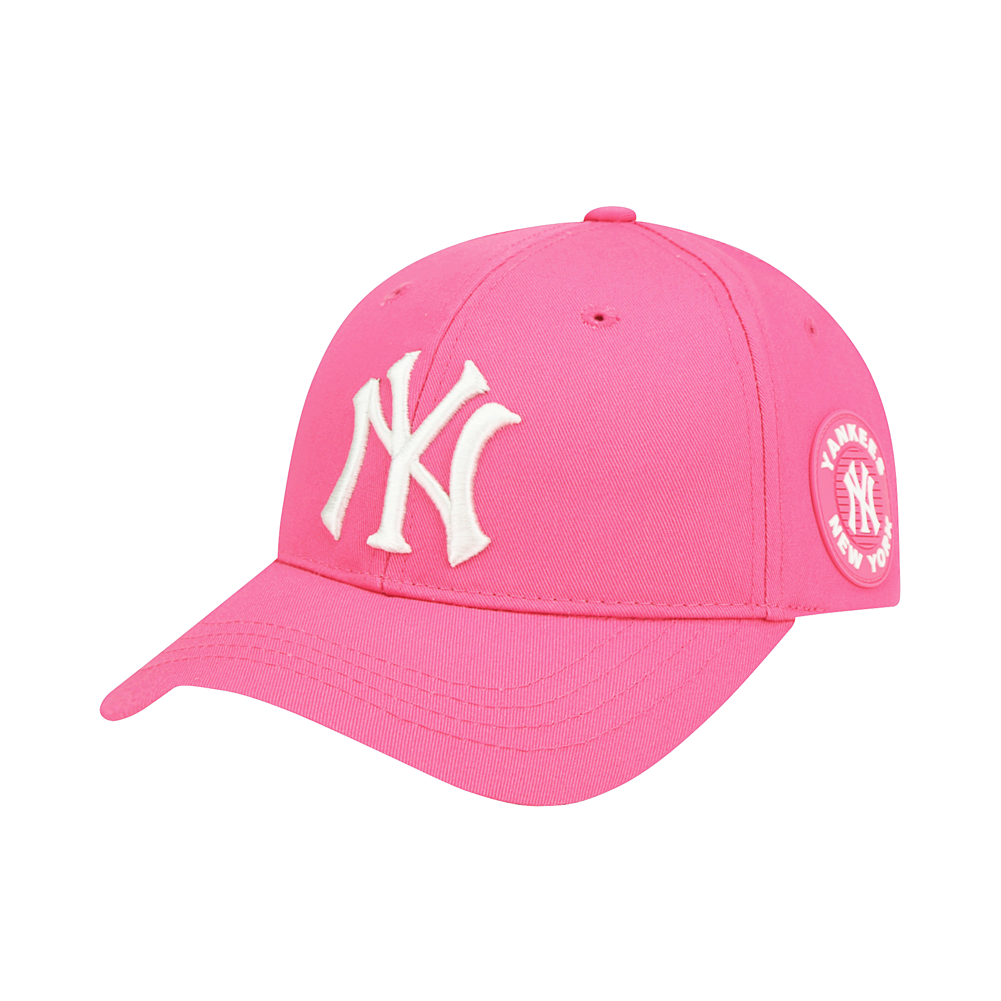 NEW YORK YANKEES NEOS NEON WAPPEN CURVED CAP