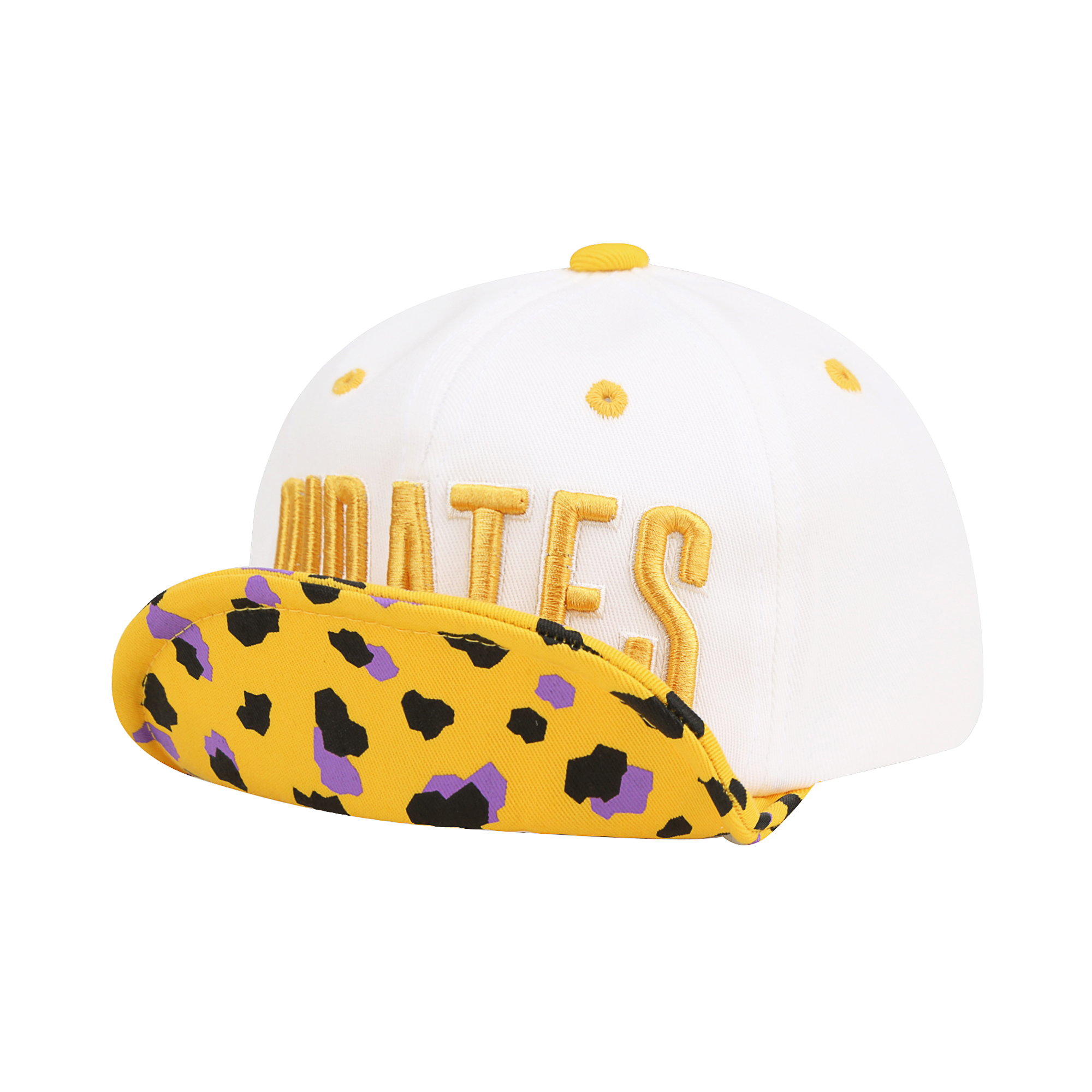 PITTSBURGH PIRATES COLOR LEOPARD WIRED CAP