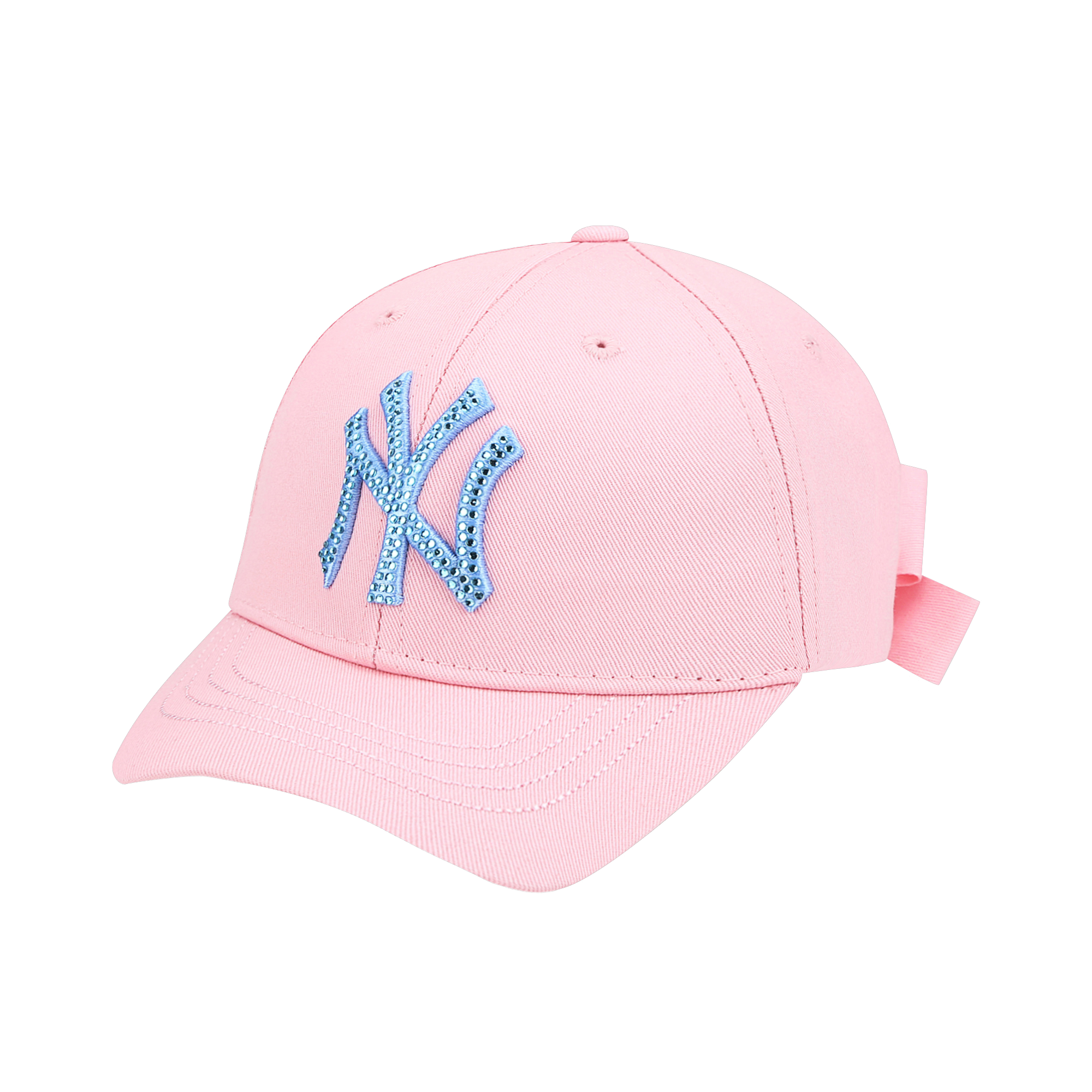 NEW YORK YANKEES PICNIC IN THE PARK RIBBON SHORT VISOR