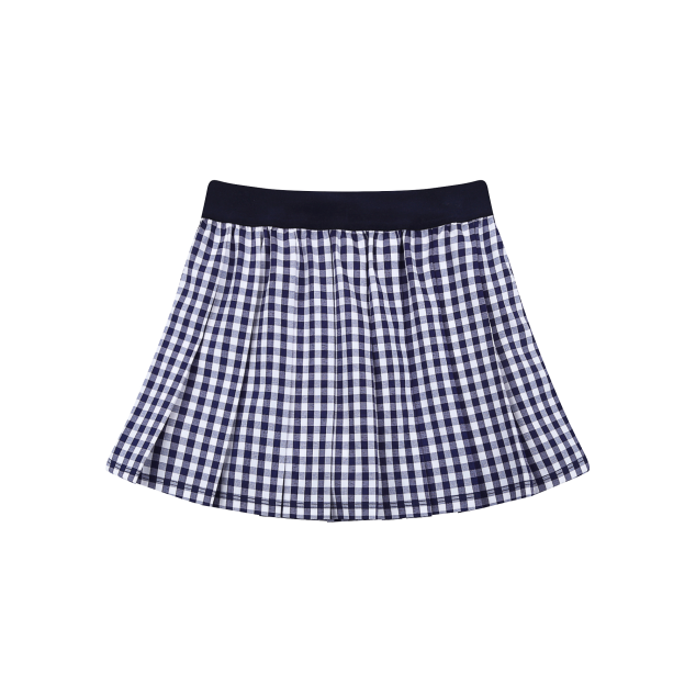 MLB CHECK SKIRT