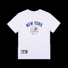 NEW YORK YANKEES BASEBALL TEAM SHORT SLEEVE T-SHIRT