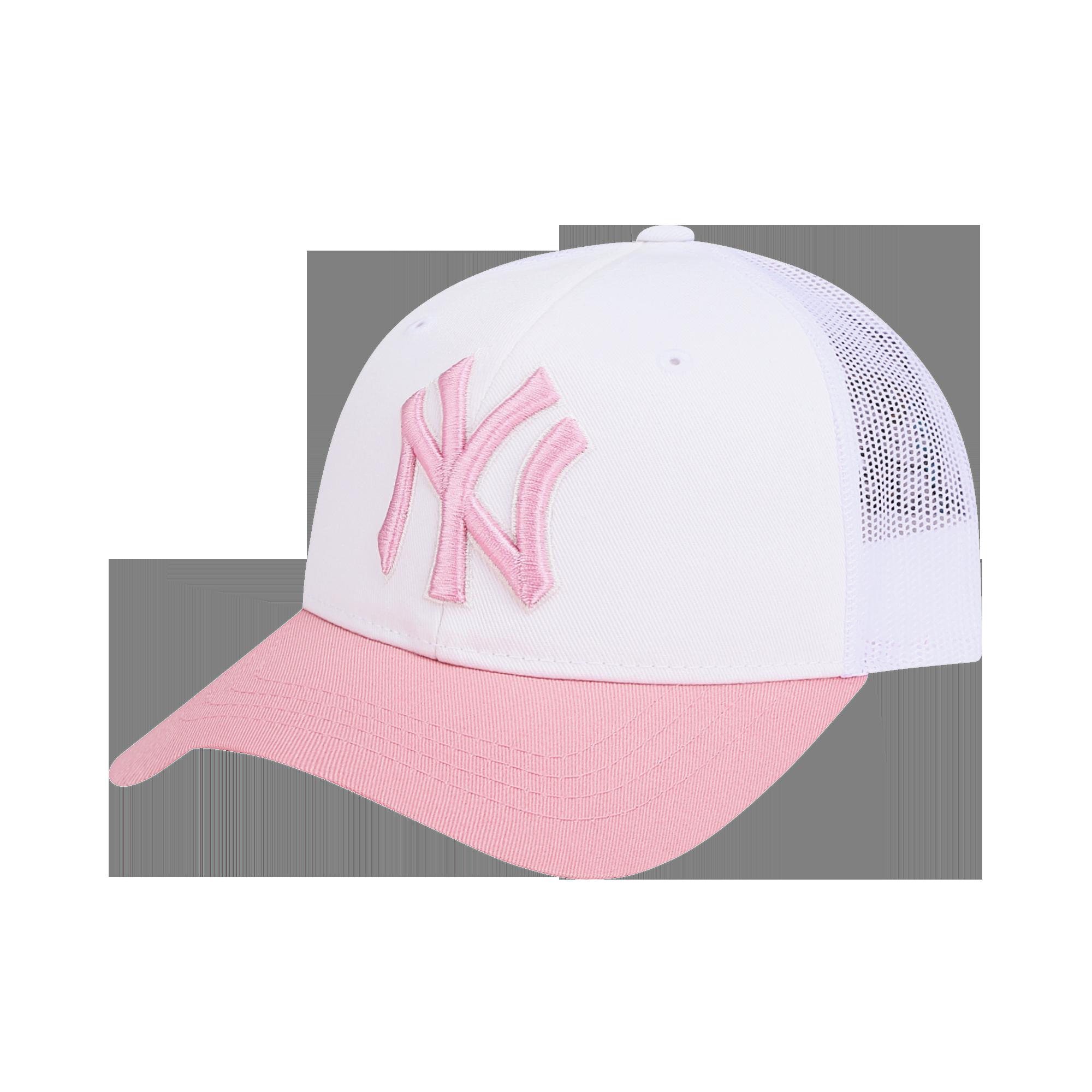 NEW YORK YANKEES KINO MESH CURVED CAP