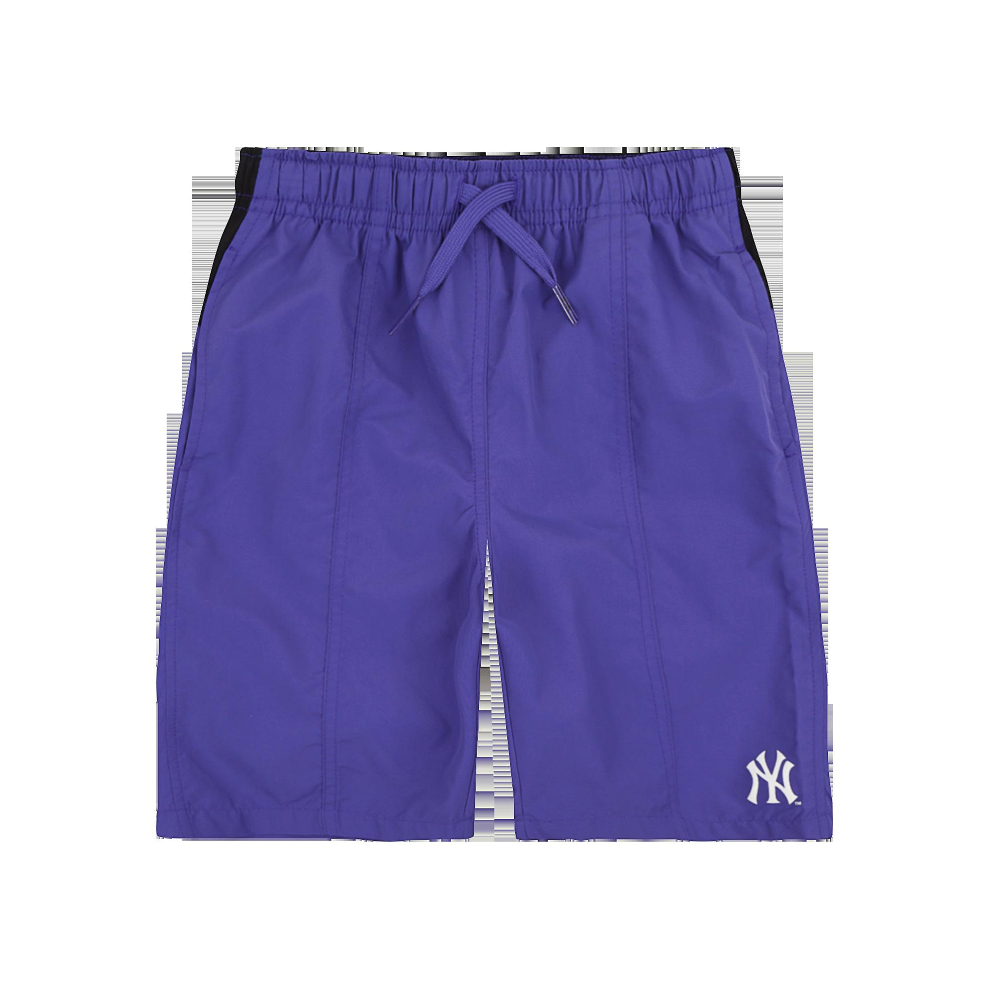 NEW YORK YANKEES LOGO POINT KNEE-LENGTH PANTS