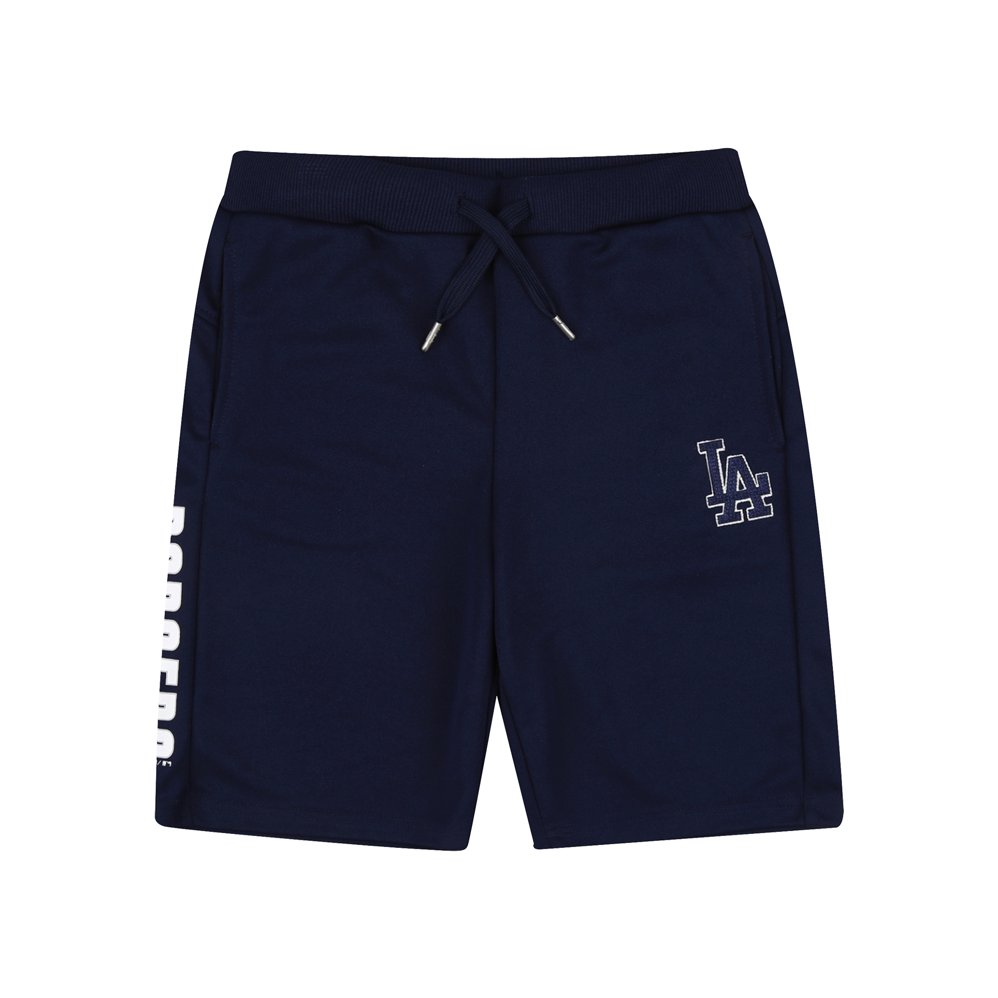 LA DODGERS UNISEX SIDELINE LOGO KNEE LENGTH PANTS