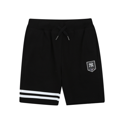 NEW YORK YANKEES DOUBLE LINE POINT SHORTS