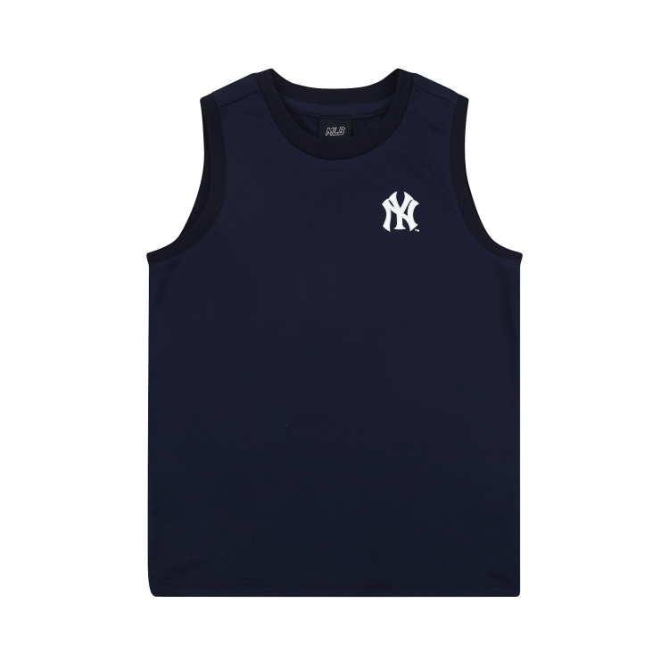 the latest 2e5d4 6f2ee NEW YORK YANKEES SIGNATURE SIMPLE SLEEVELESS T-SHIRT ...