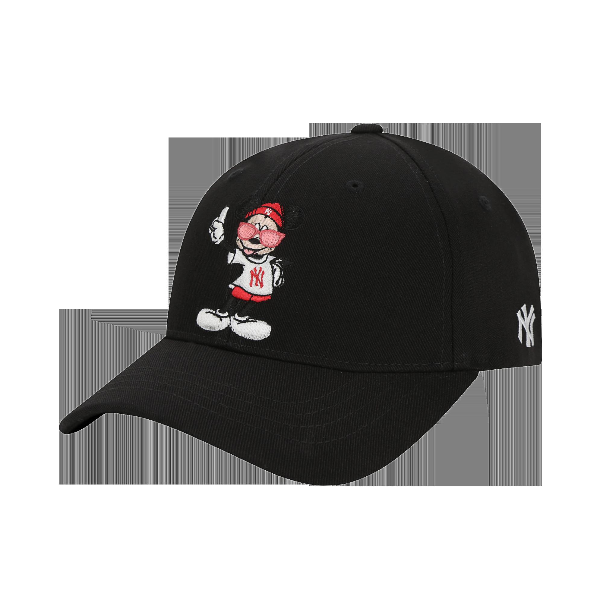 MLB x DISNEY 미키마우스 커브캡 뉴욕양키스