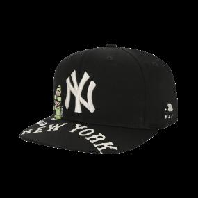 MLB x DISNEY 미키마우스 스냅백 뉴욕양키스