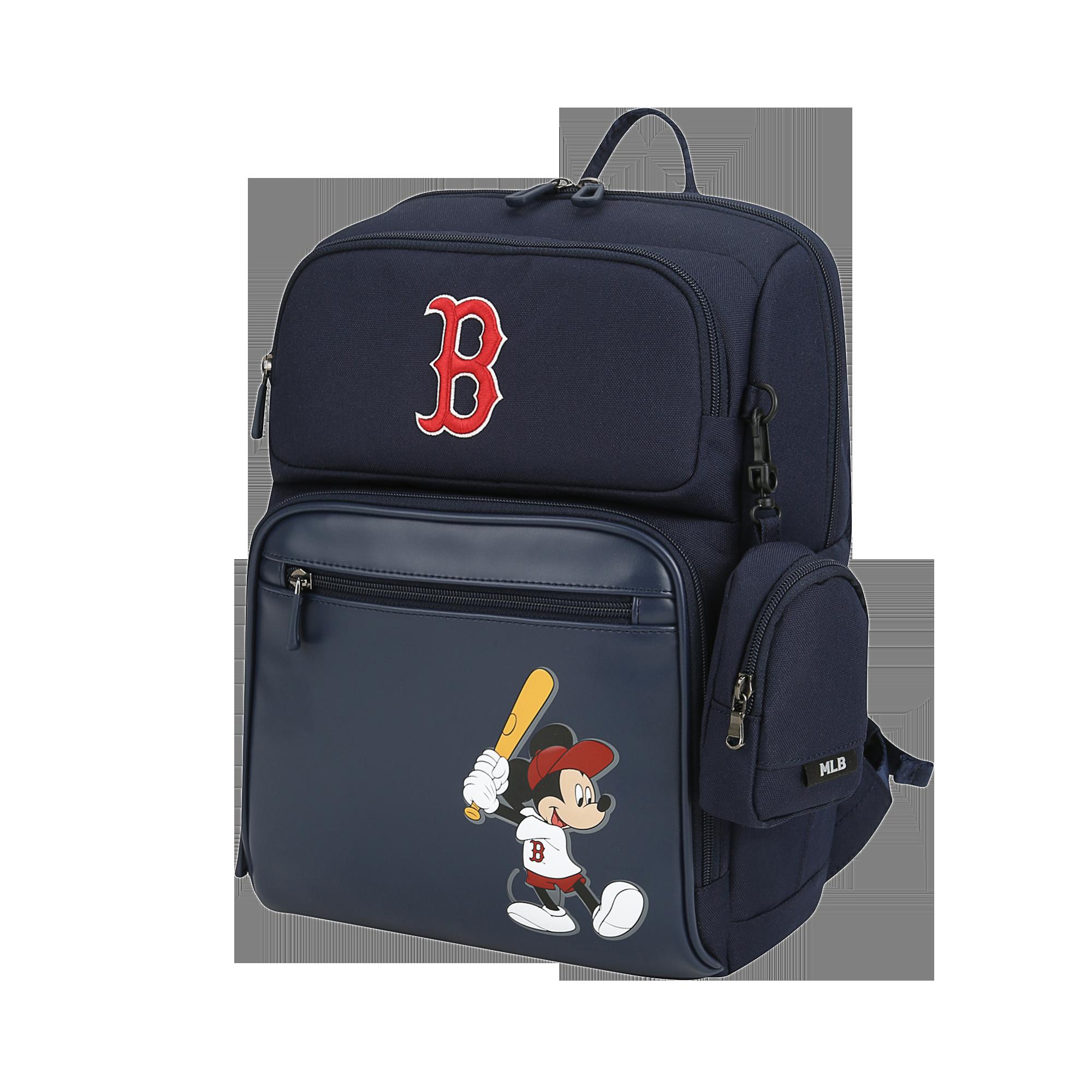 MLB x DISNEY 미키마우스 백팩 보스턴레드삭스