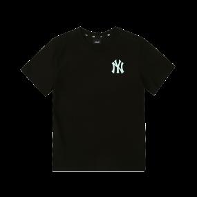 팝콘 레터링 반팔 티셔츠 뉴욕양키스