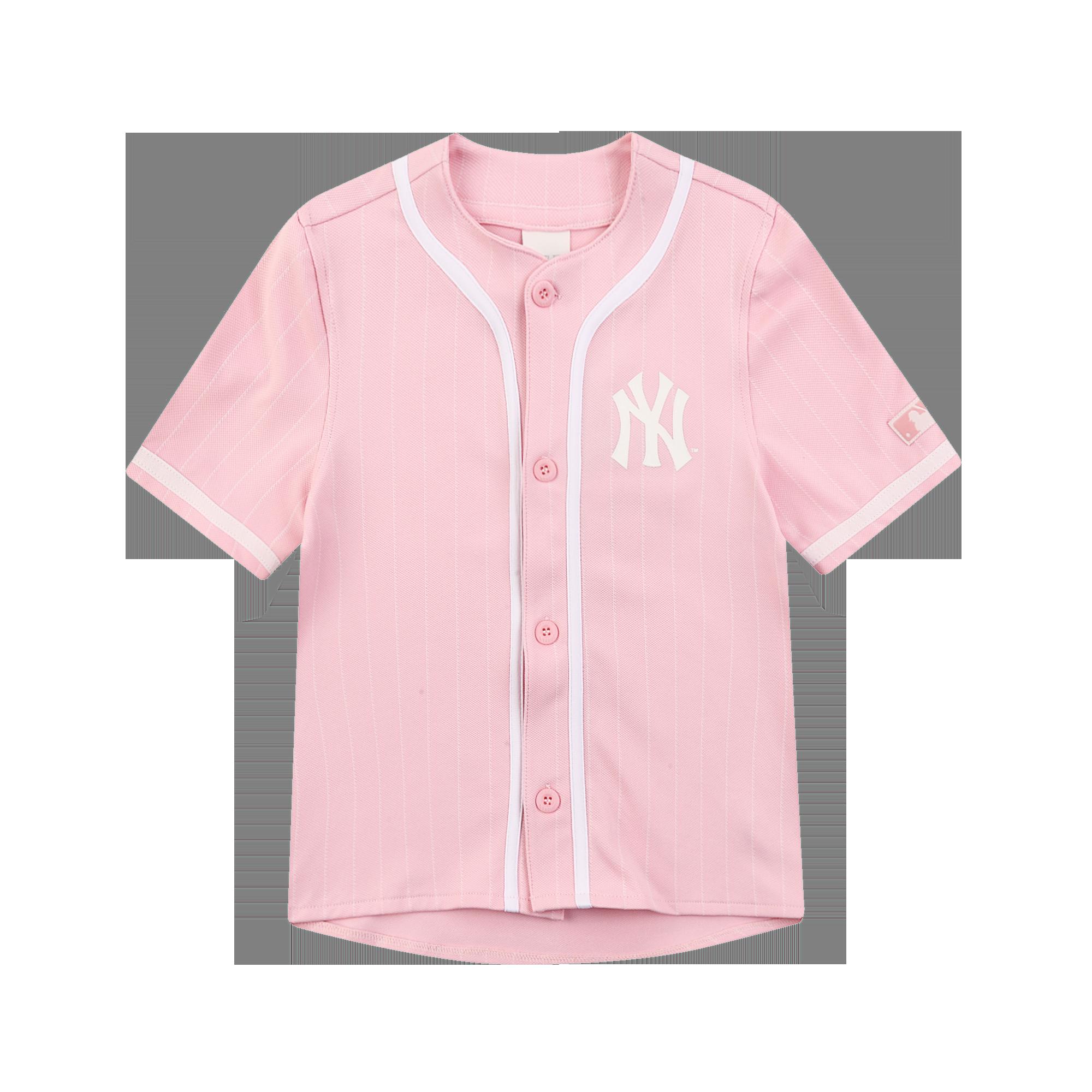 양키스 여아 스트라이프 야구복 뉴욕양키스