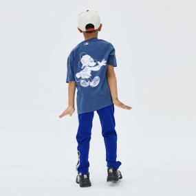 MLB x DISNEY 미키마우스 등판 그래픽 티셔츠 보스턴레드삭스