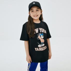 MLB x DISNEY 미키마우스 티셔츠 뉴욕양키스