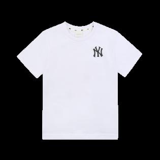 로고 실리콘 티셔츠 뉴욕양키스