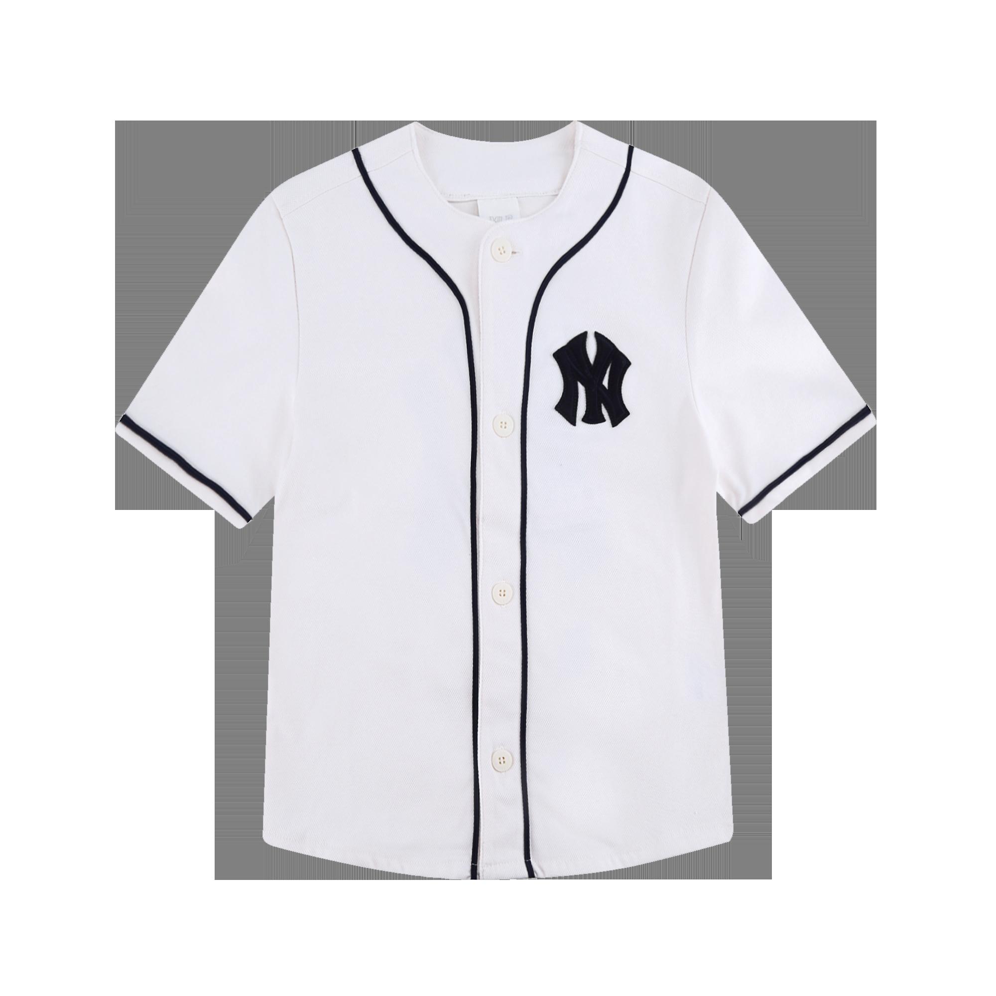 빅로고 베이스볼 져지 뉴욕양키스