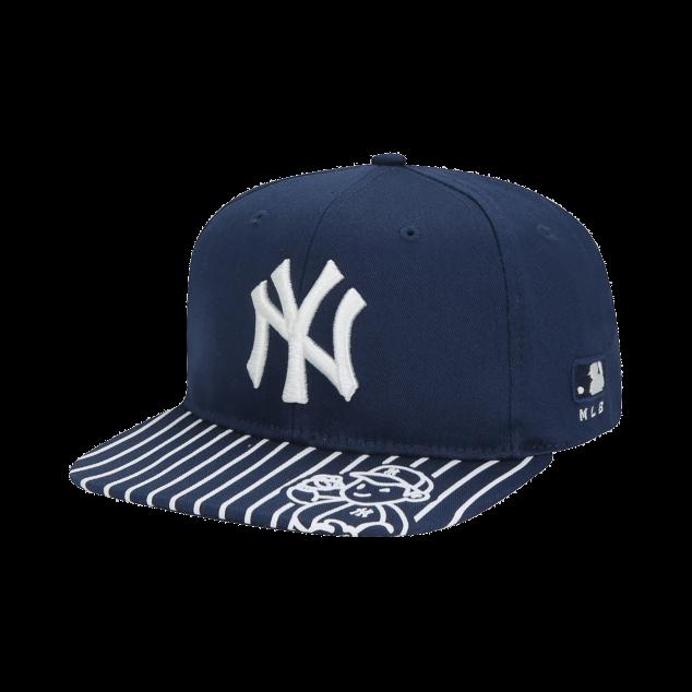 홈런보이 평챙 스냅백 뉴욕양키스