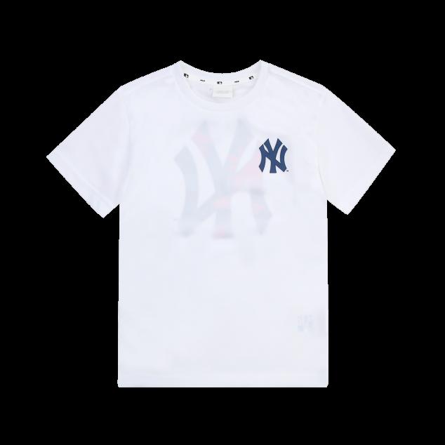 까뮤 모노그램 반팔 티셔츠 뉴욕양키스