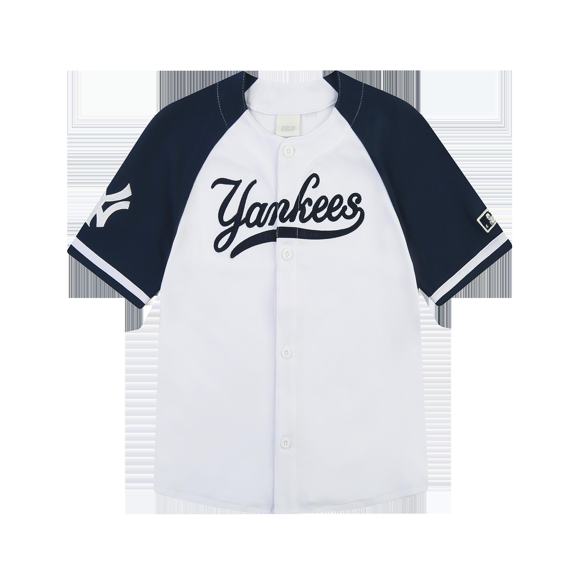 베이직 베이스볼 저지 뉴욕양키스