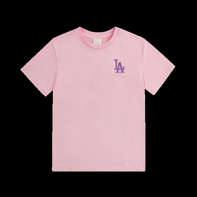 팜트리 타이다이 프린트 티셔츠 LA다저스