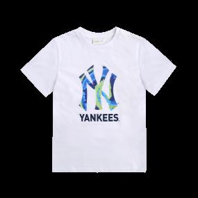 타이다이 빅로고 반팔 티셔츠 뉴욕양키스