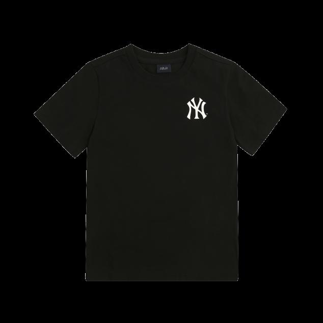 백로고 포토믹스 반팔 티셔츠 뉴욕양키스